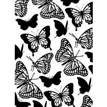 Embosovacia kapsa - butterflies