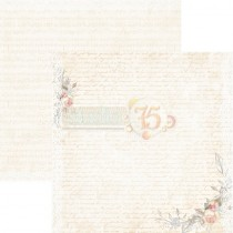 Obojstranný papier - The Rose Avenue 04
