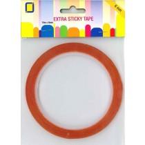 Silná obojstranná páska 6mm