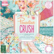 Sada papierov Paradise Crush 30,5x30,5 (16ks)