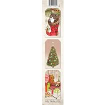Papierový pás- Vintage Christmas 02