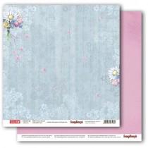 Obostranný papier - Summer Joy - Wild Flowers Bunch