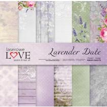 Sada papierov - Lavender Date