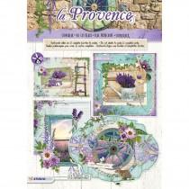 3D papierová stavebnica - Provence nr 68