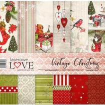 Sada papierov - Vintage Christmas