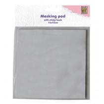 Maskovací papier 15x15 cm