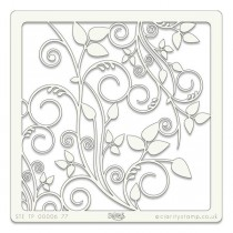 Šalbóna - Leafy Swirl