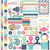 Nálepky - Creative Agenda