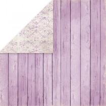 Obojstranný papier - Lavender Garden 06
