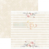 Obojstranný papier - The Rose Avenue 02