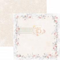 Obojstranný papier - The Rose Avenue 01