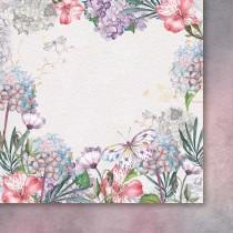 Obojstranný papier - When lilac bloom 04