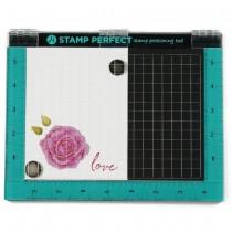 Hampton Art Stamp - Pomôcka na presné razítkovanie