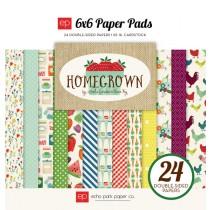 Sada papierov - Homegrown (15,2x15,2 cm)