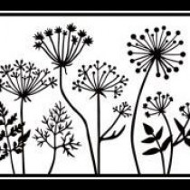 Embossovacia kapsa - dandelions