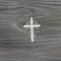 Lepenkový výrez - kríž