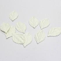 Papierové  listy - 3cm, 10ks