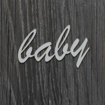Lepenkový výrez - baby