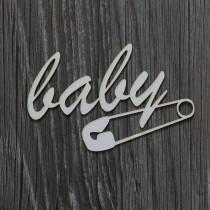 Lepenkový výrez - baby II