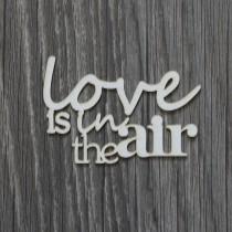 Lepenkový výrez - love is in the air
