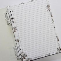 Základ pre zápisník - Mrs Black