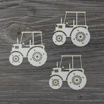 Lepenkový výrez - traktor