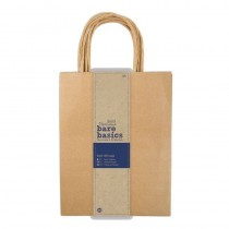 Kraft darčekové tašky 5 ks veľké