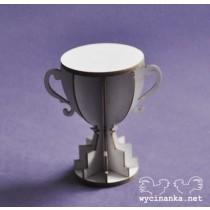 Lepenkový výrez - 3D trofej