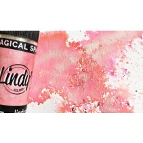 Lindy's Stamp Gang Alpine Ice Rose Magical Shake