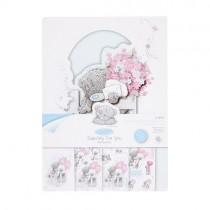 Papierové výseky - A4 Card Kit -Female Birthday