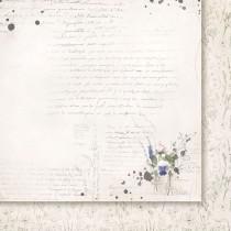 Obojstranný papier  - Miłosne zapiski 02