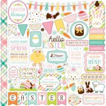 Nálepky - Hello Easter