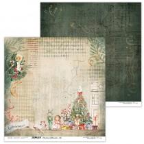 Obojstranný papier - Christmas Nutcracker 05