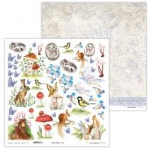 Obojstranný papier - Fairy Tales 10