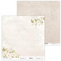 Obojstranný papier - Holy & White 01