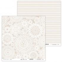 Obojstranný papier - Holy & White 08