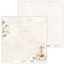 Obojstranný papier - Holy & White 11