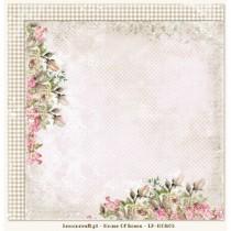 Obojstranný papier -  Houses Of Roses 05