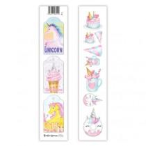 Papierový pás  - Rainbow Unicorn 04