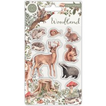 Pečiatky - Woodland Animals