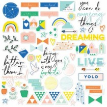 Papierové výseky - Dream on