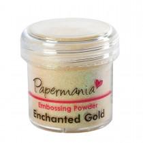 Embosovací prášok - Enchanted Gold