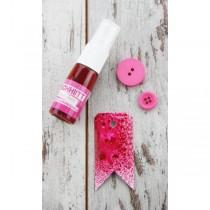 Atrament v spreji - ružový