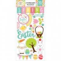 Chipboard - Celebrate Easter