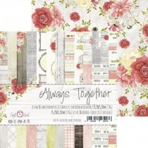 Sada papierov - Always Together 15,2x15,2 cm