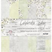 Sada papierov - Celebrate Today 30,5x30,5cm