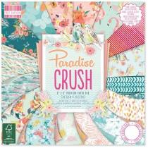 Sada papierov - Paradise Crush 20,3x20,3 (16ks)