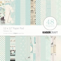 Sada papierov - peekaboo boy 30,5x30,5