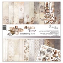 Sada papierov - Steam Time