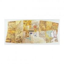 Sada papierov Cartography (15,2x15,2 cm)